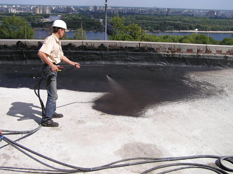 Штукатурная гидроизоляция из холодной асфальтовой мастики защитные лаки для бетона